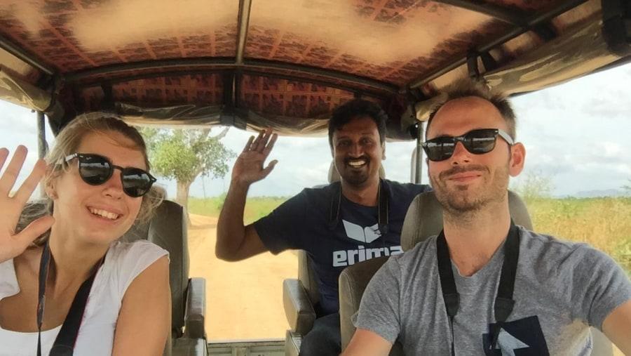 Amazing trip to Sri Lanka