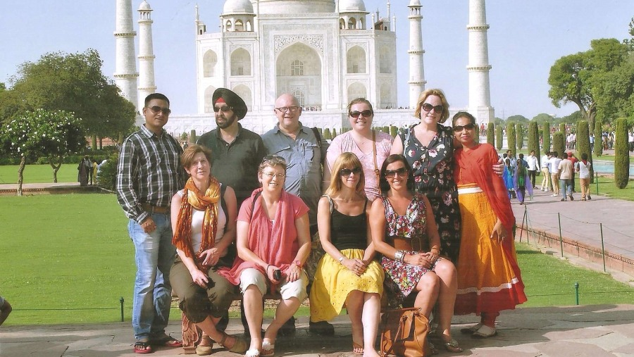 Travel Counslers from UK
