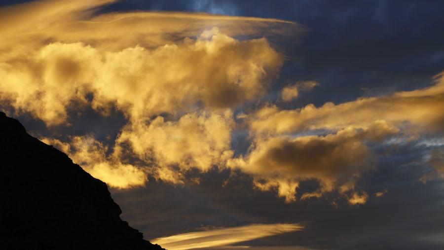 Sunset Muizenberg