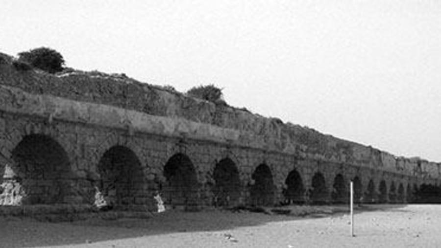 Caesarea Aqueducts