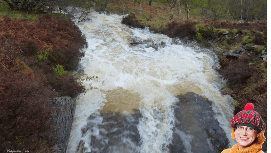 Crying mountains in Highlands-  Плачущие горы в Хайленде