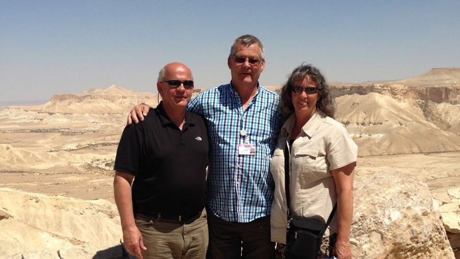 Nahal Zin. Negev Desert.
