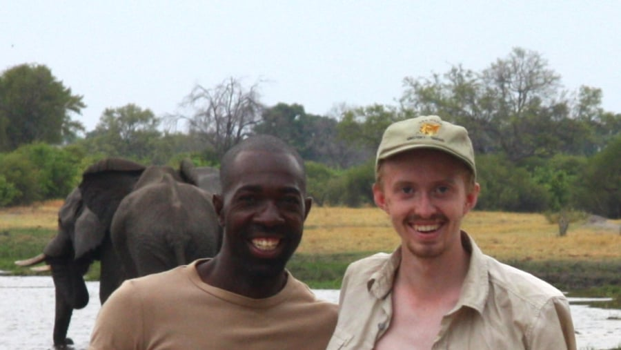 Jack, the greatest guide in all of Africa