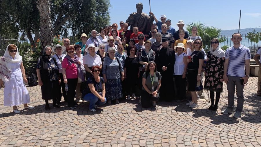 Capernaum City of Jesus