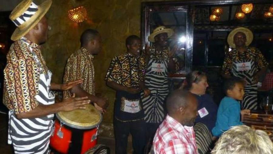 Drumming at Carnivores