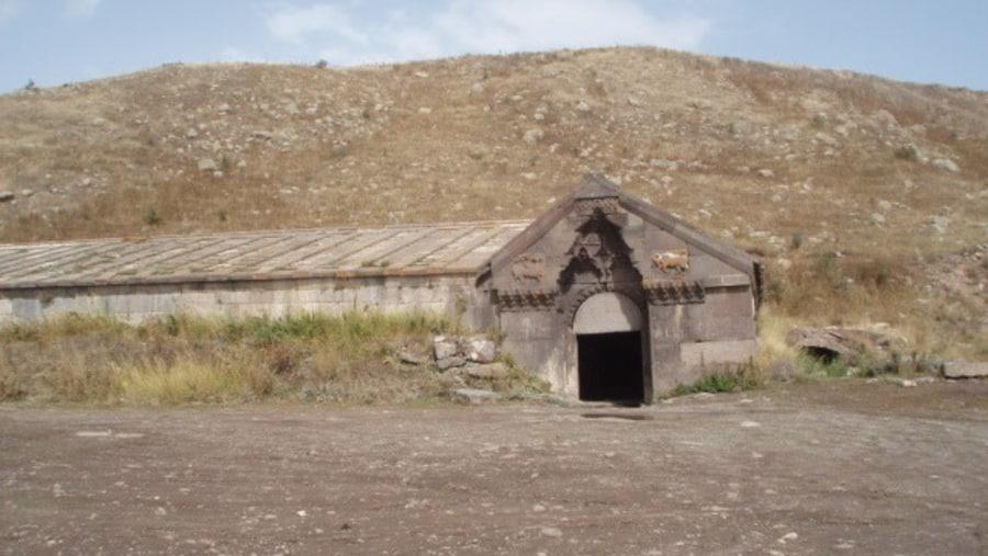 Caravansaray Selim pass