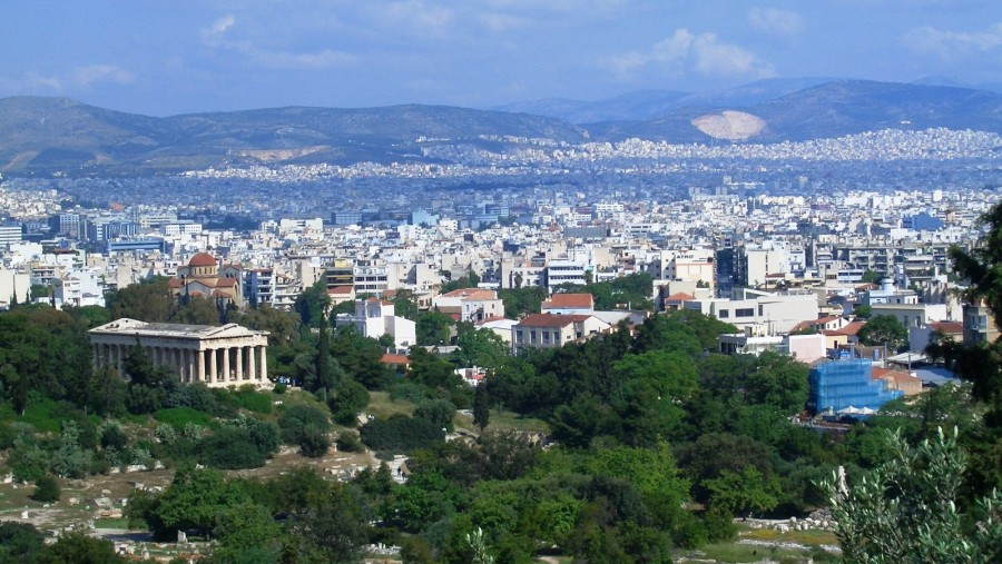 The Ancient Agora was the commercial, social and political heart of Athens during the Antiquity. It was the center of daily activities, and people came here to shop, get entertained, and socialize.