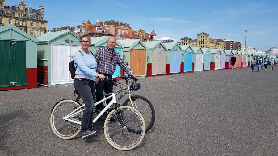Hove Bike tours