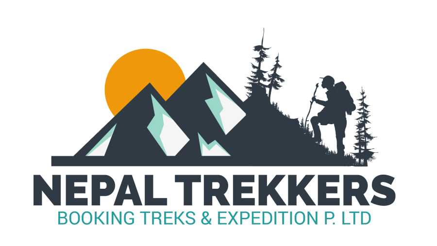 Logo of the Nepal Trekkers