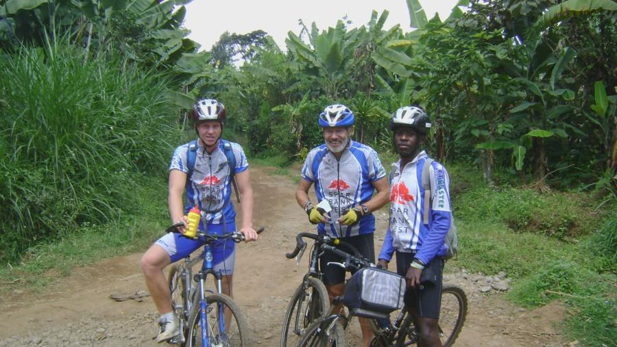 Mount Kilimanjaro Cycling