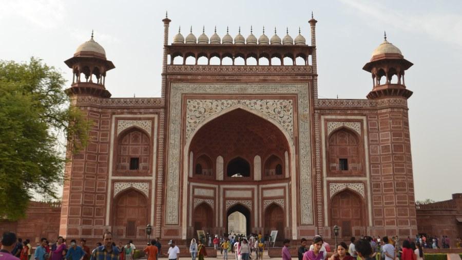 Royal gate