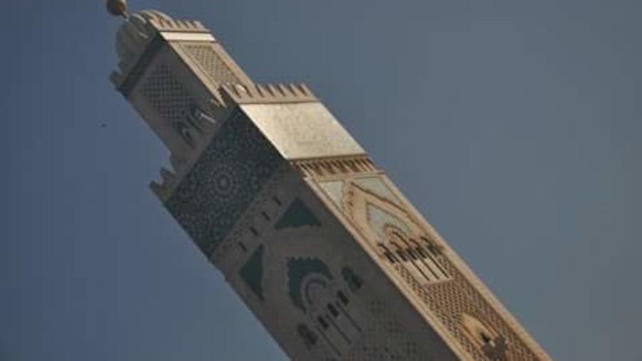 Casablanca, Hassan 2 Mosque