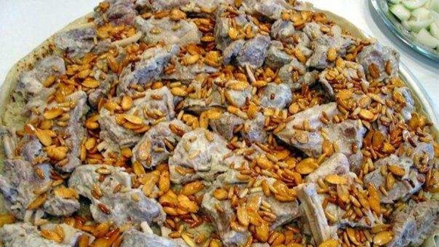 Mansaf - Jordan's popular Food