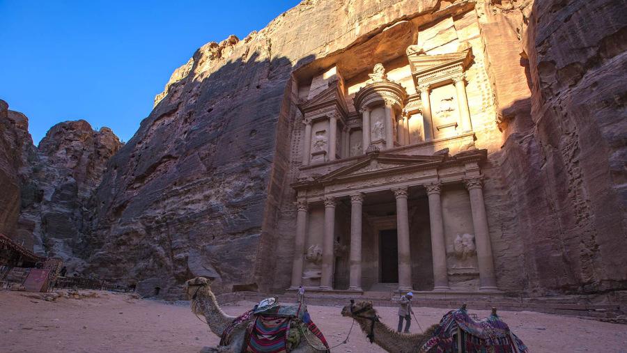 Guiding in Jordan