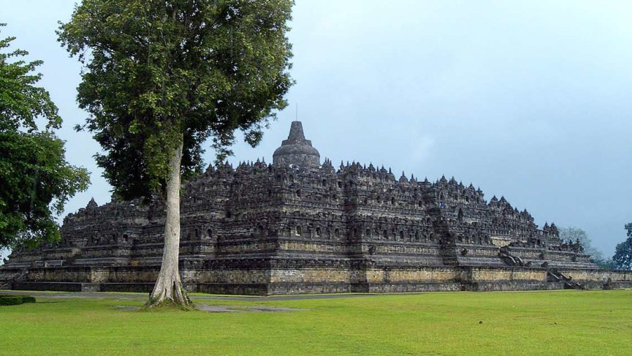 Borobudur Temple, Buddhist Temple