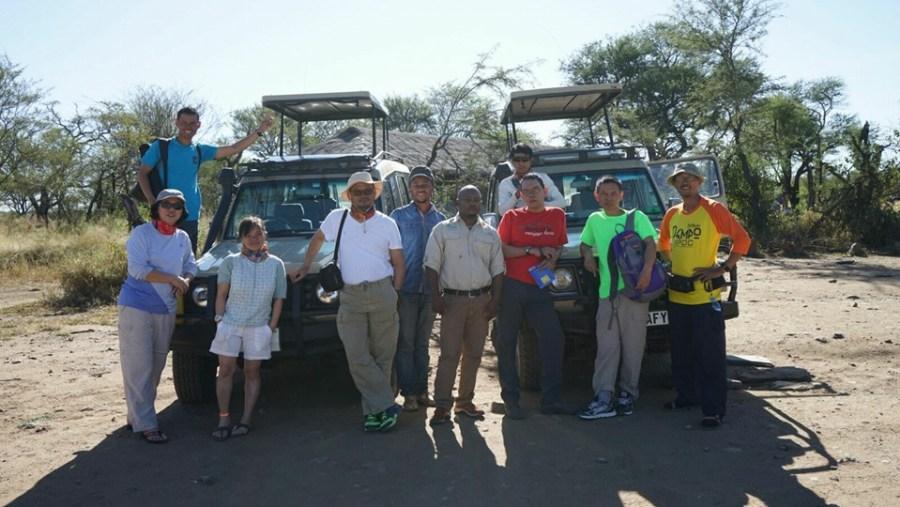 Serengeti Widebeest Migration