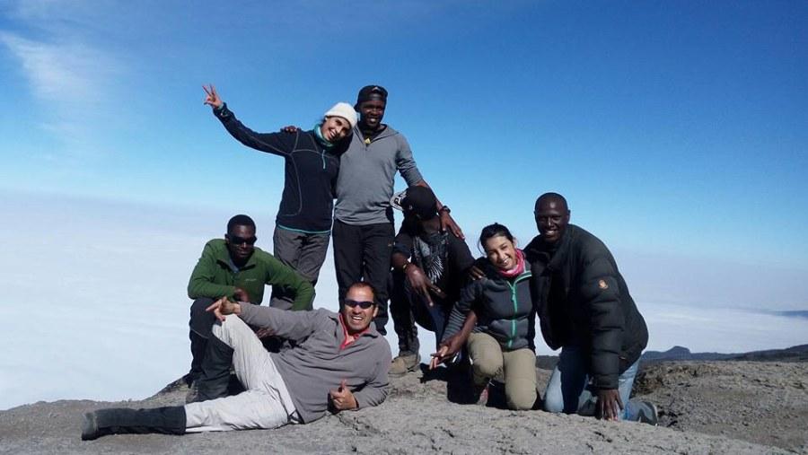 Kilimanjaro Climb 6 Days Machame Route