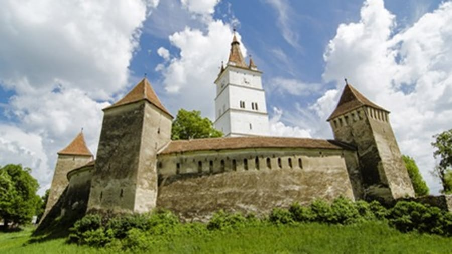 Harman Fortified Church - Tours in Brasov