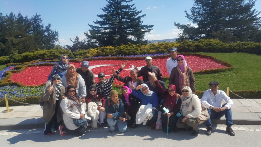 Turkey Adventure 1-8april2015