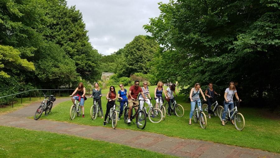 Corporate events Brighton bike tour