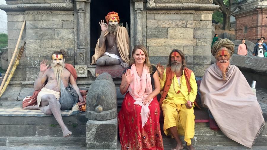 Excellent guide in Kathmandu!