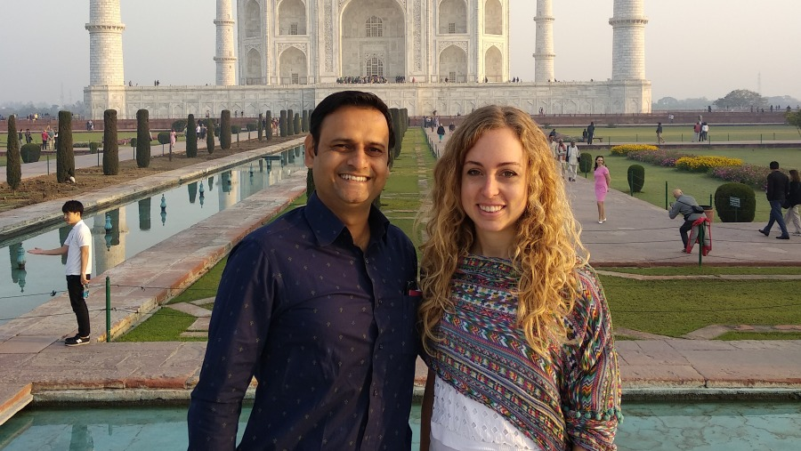 2 day tour from Jaipur to Agra