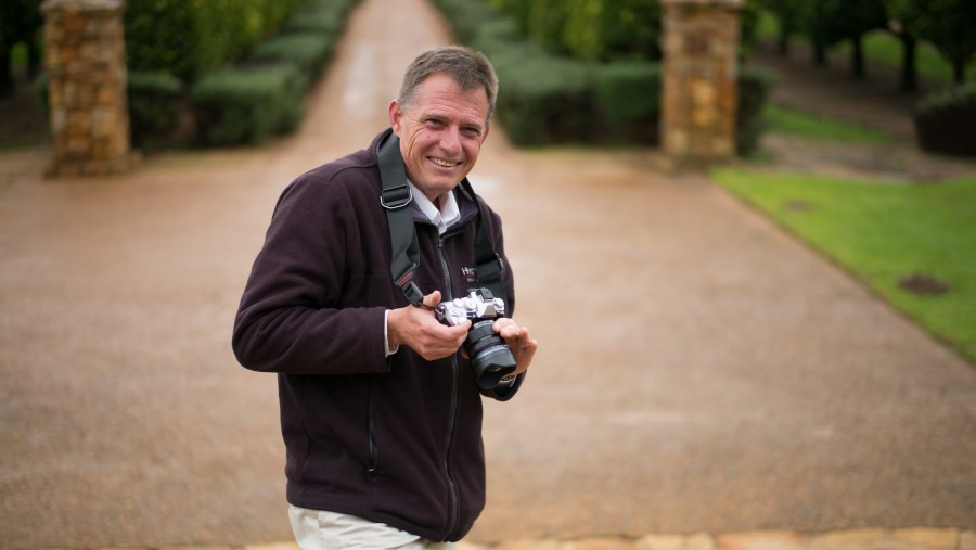 George Meyer - making Cape Town extra special