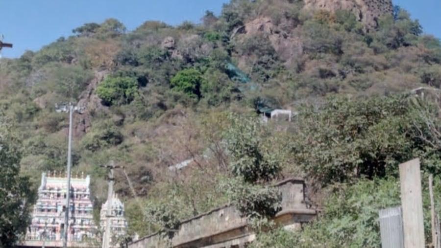 Eagle Temple