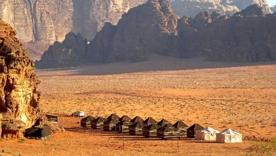 wadi rum echo camp