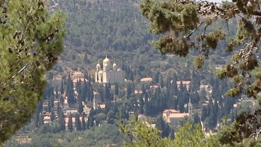 Ein karem in Jerusalem