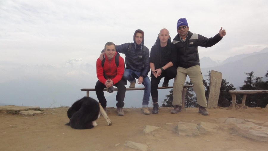 nepal trip 2015