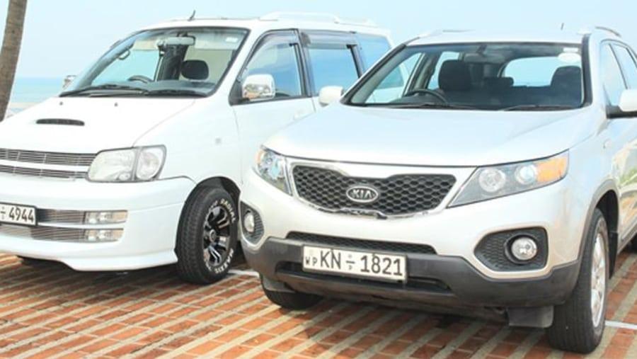 Sri Lanka by Car
