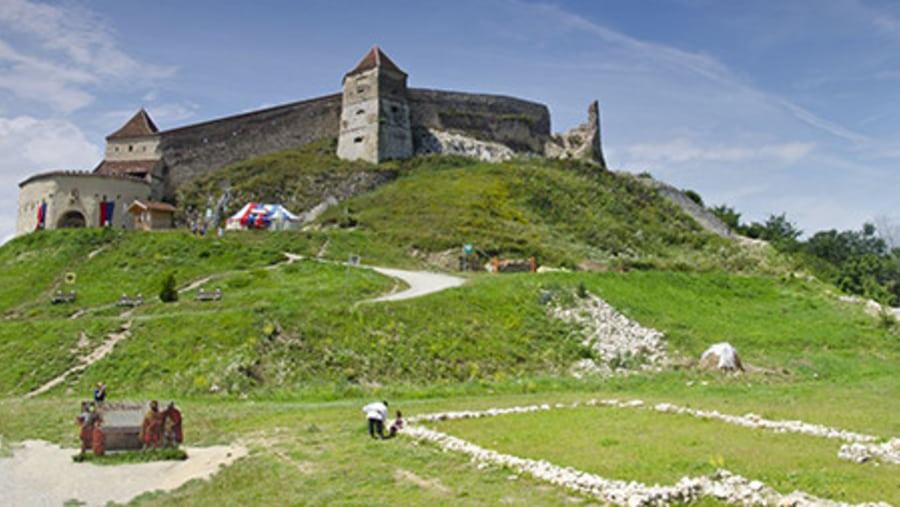 Rasnov Fortress - Tours in Brasov