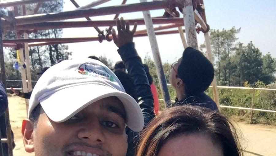 Fun in Kathmandu