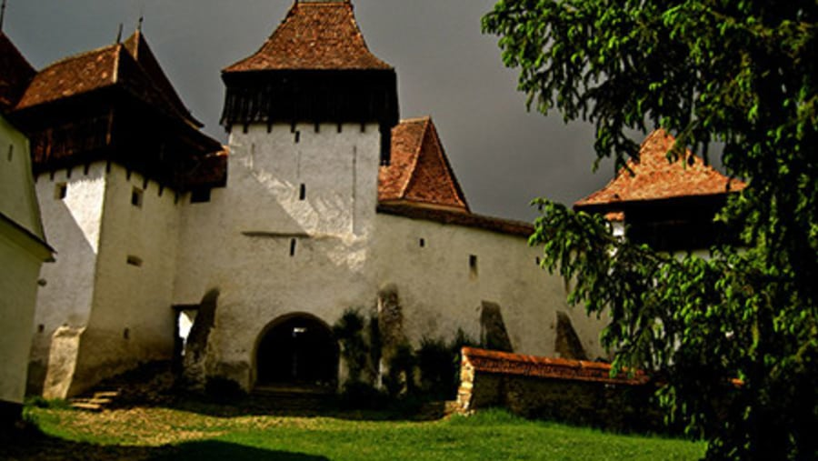 Viscri Fortified Church - Tours in Brasov