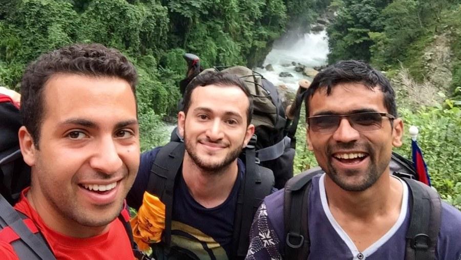 Amazing Trekking with Shiva