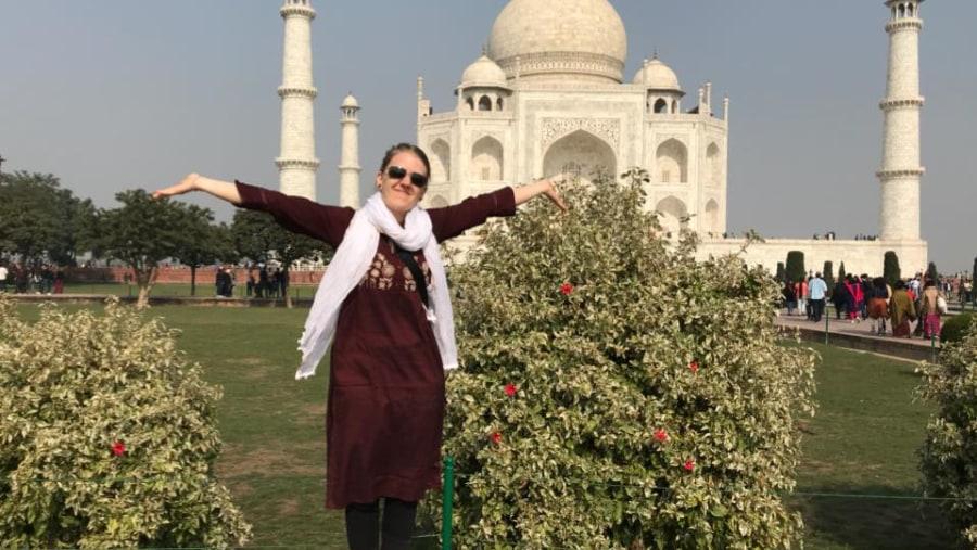 Taj Mahal Experience