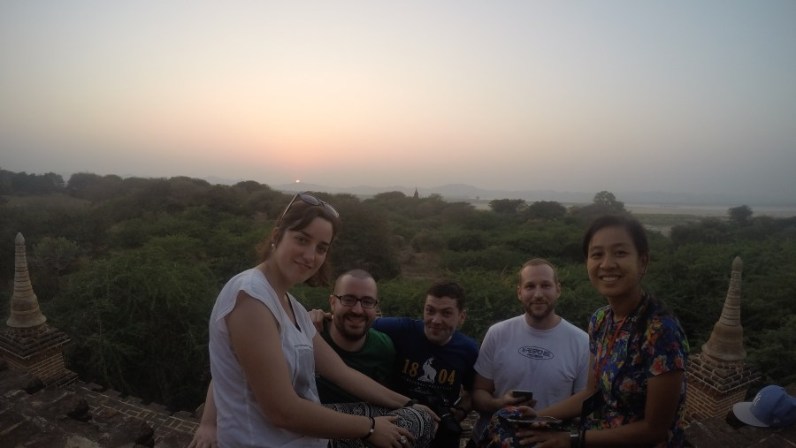 Tour around Bagan