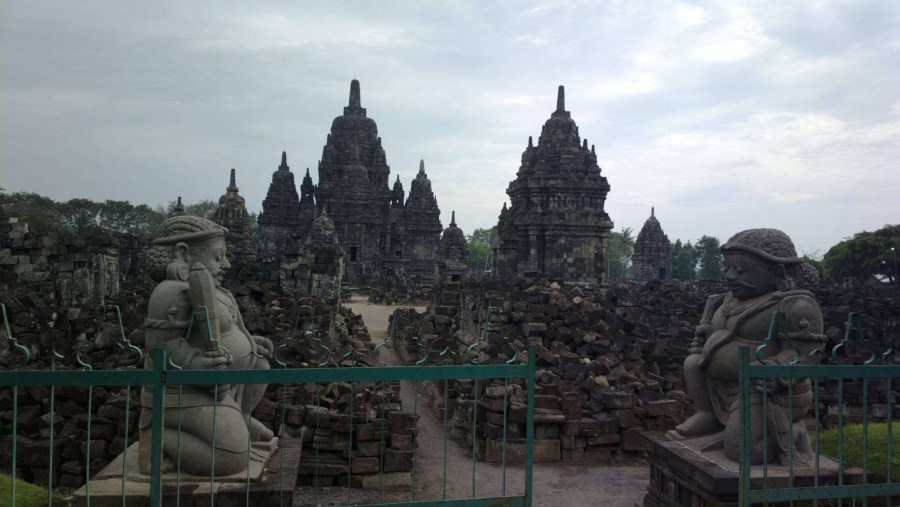 Sewu Temple, Buddhist Temple