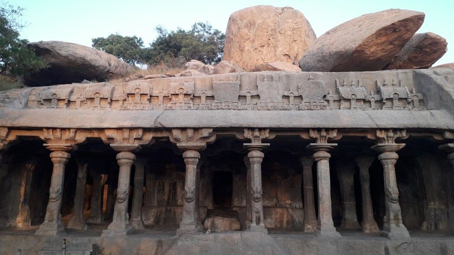 Pancha Pandava Caves