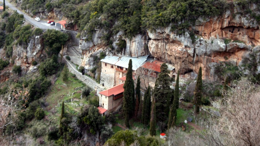 Moní Filosófou Kloster - Monastery