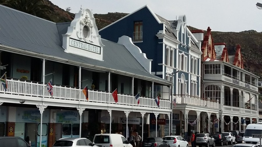 Simonstown architecture