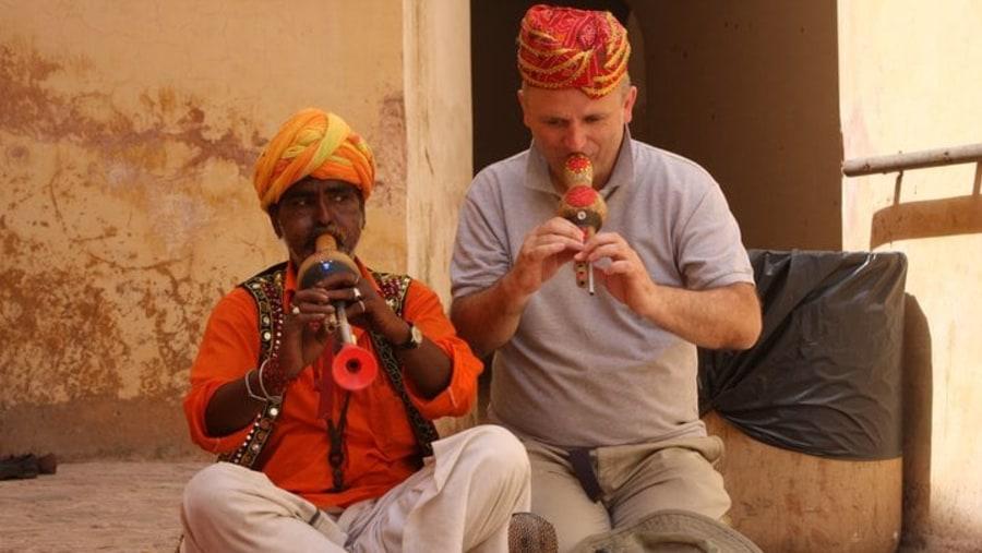 Snake chambers of India