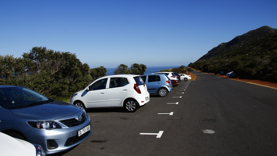 Walking Trails on the Cape Peninsula Route