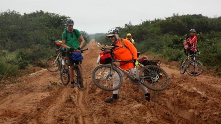 Mto Wa Mbu cycling