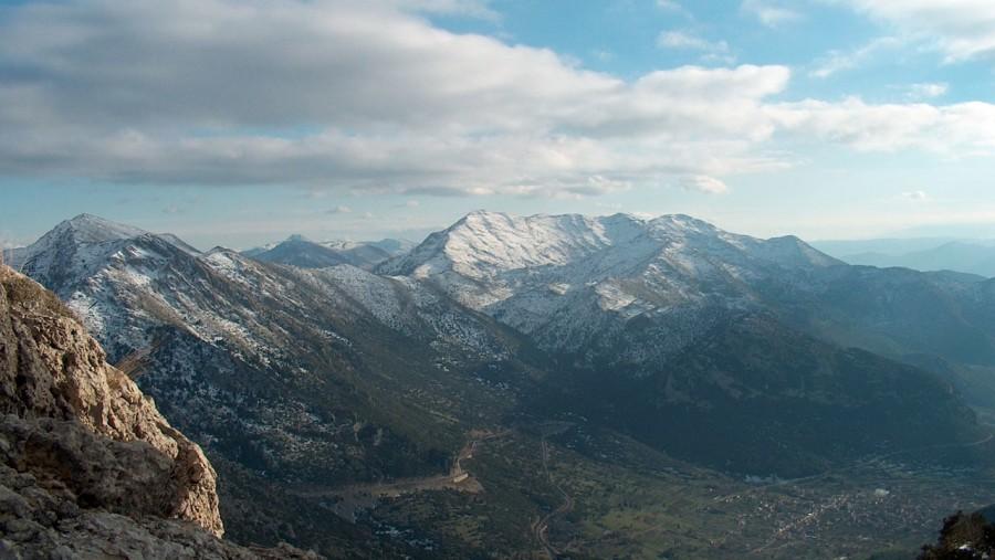 Chelmos mountain