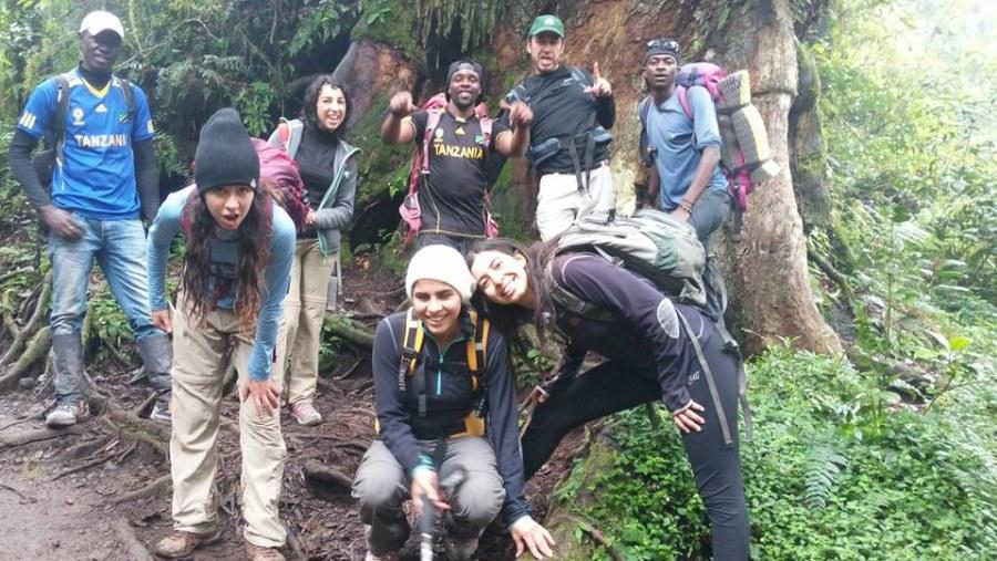 6 Days Kilimanjaro Climb Rongai Route