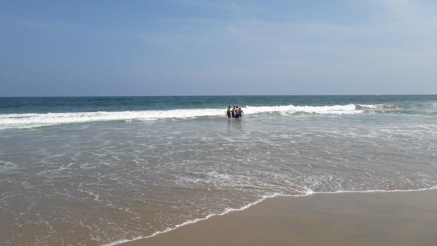 Mamallapuram beach
