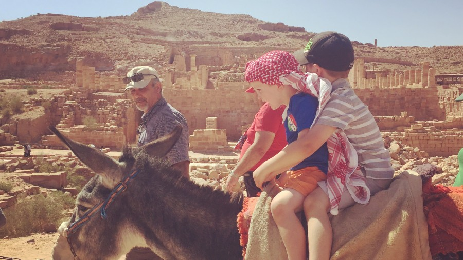 When Visiting Jordan, You will want Awad to be your Tour Guide!