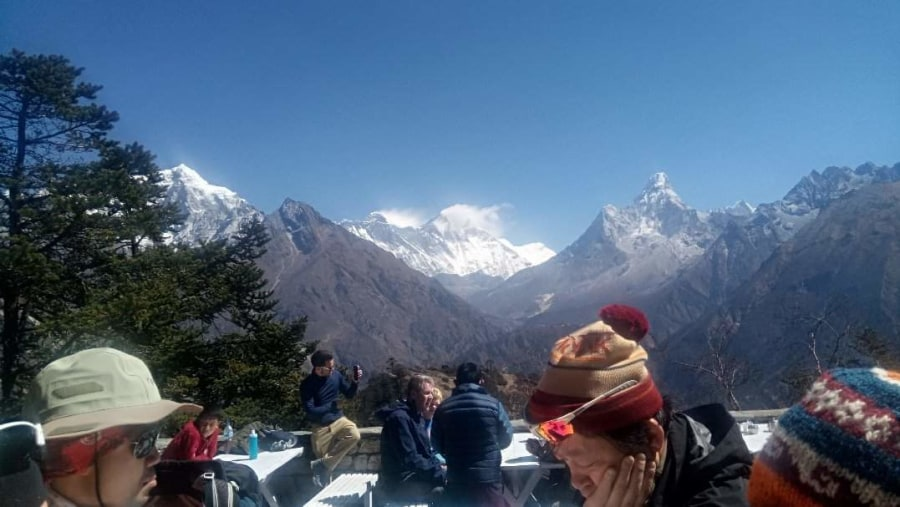 Everest view point hotel